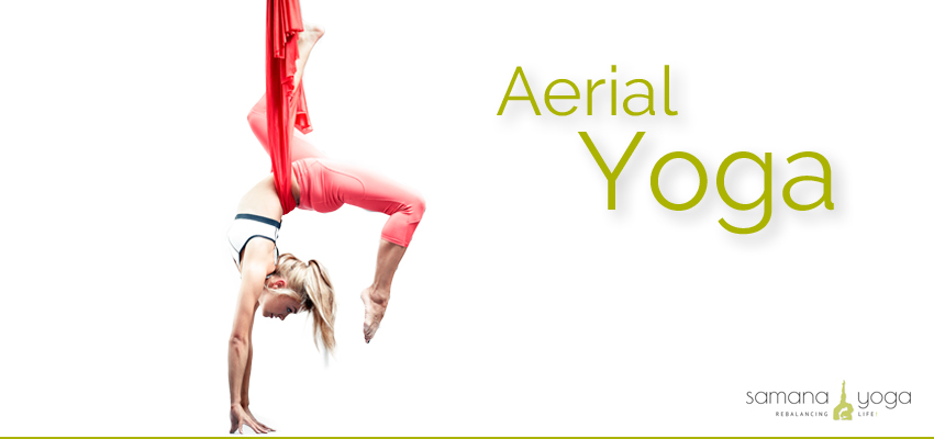 Aerial Yoga - Start up Workshop mit Ramona