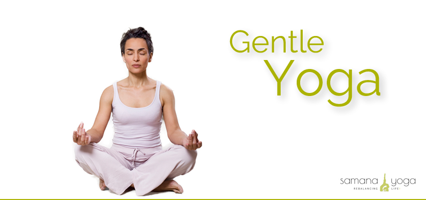 Gentle Yoga für Senioren