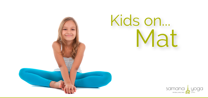 Kids on Mat Kinderyoga