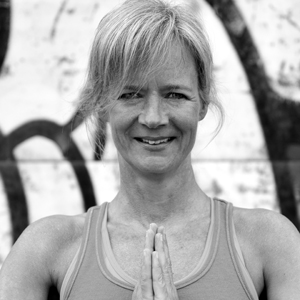 Susanne Pahnke - Yogalehrerin