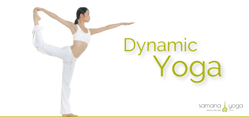Dynamic Yoga- Vinyasa Flow in Offenbach & Frankfurt
