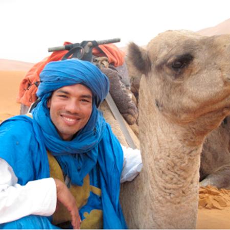 Yoga Retreat - Cultural Marokko M'barek Oussidi