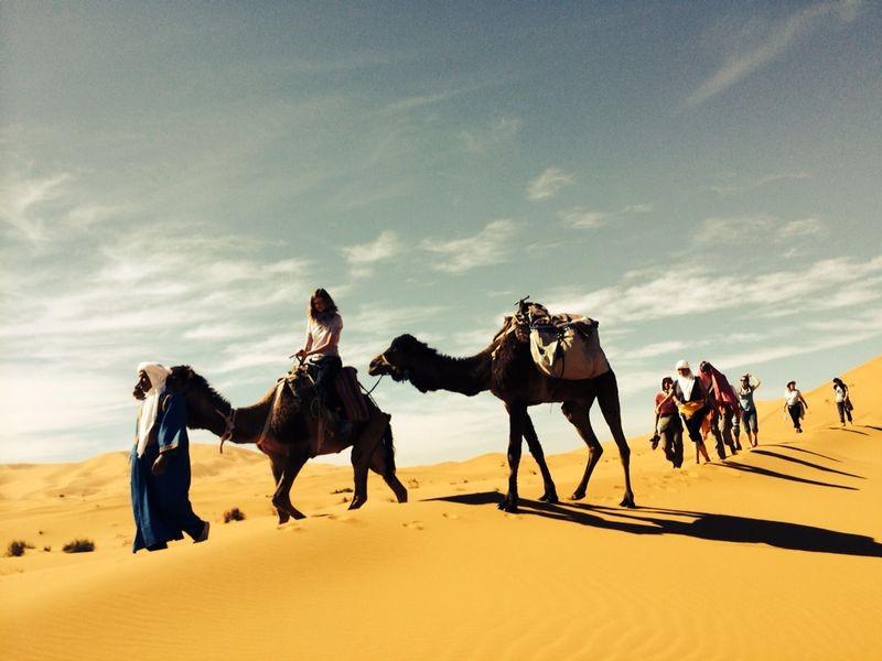 Yoga Retreat - Cultural Marokko by Samana Yoga