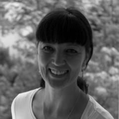 Andrea Hecker Yogalehrerin