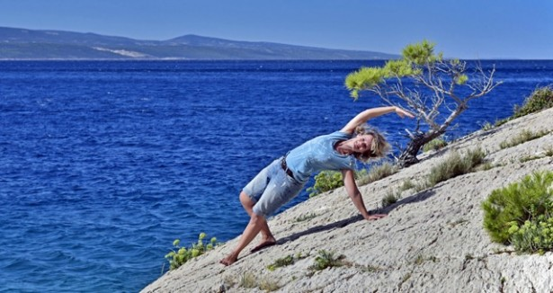 Yoga Workshop mit Susanne Pahnke