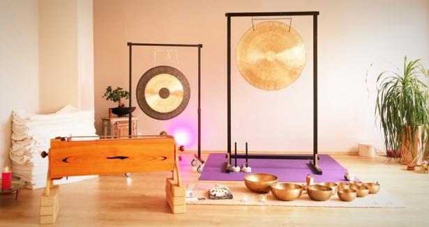 Klangmeditation Workshop Offenbach