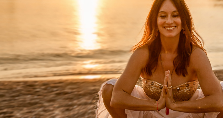 Zauber des Yoga mit Sonja Jordan