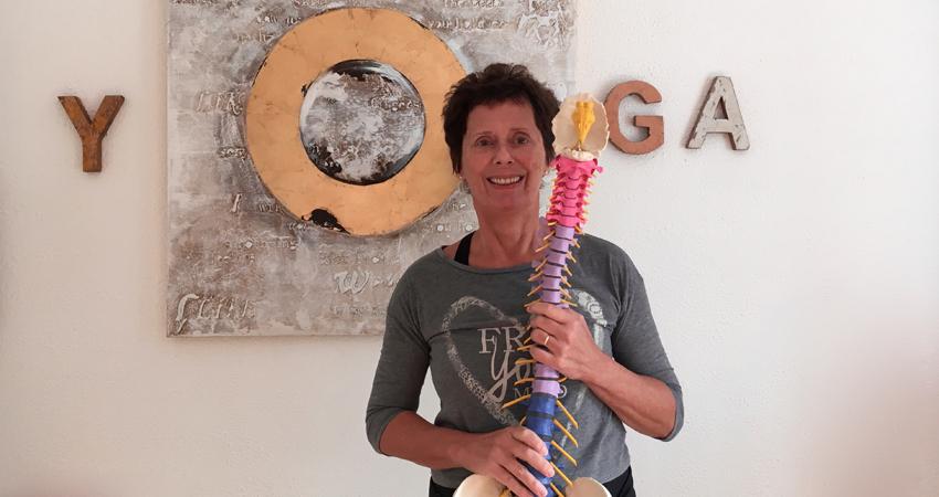 Yogatherapie mit Tina Radke Gerlach