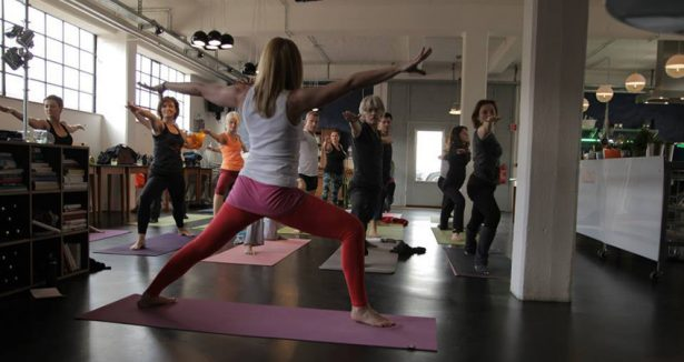 COOK-EAT-YOGA Yoga und Veganer Kochkurs