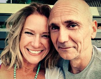 Michael Himpel und Ramona Lauer