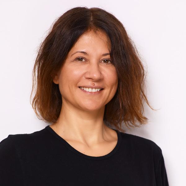 Alexandra Hamm Yogalehrerin