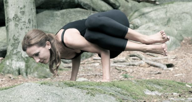 Anusara Yoga Workshop mit Evgenia Ploch