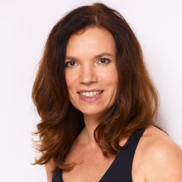Astrid Laube Yogalehrerin