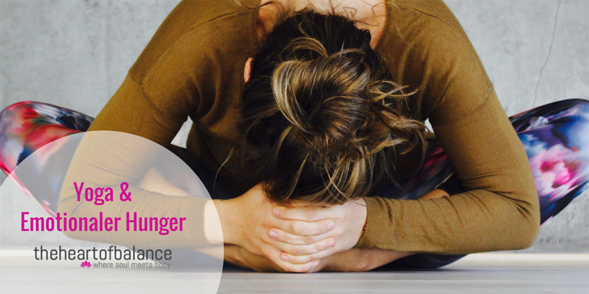 Yoga und emotionaler Hunger