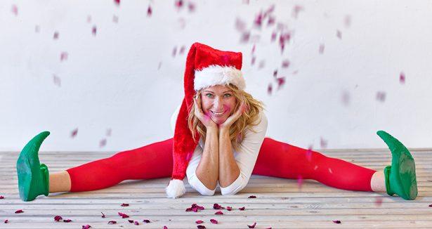 Christmas Yoga Flow mit Ramona Lauer