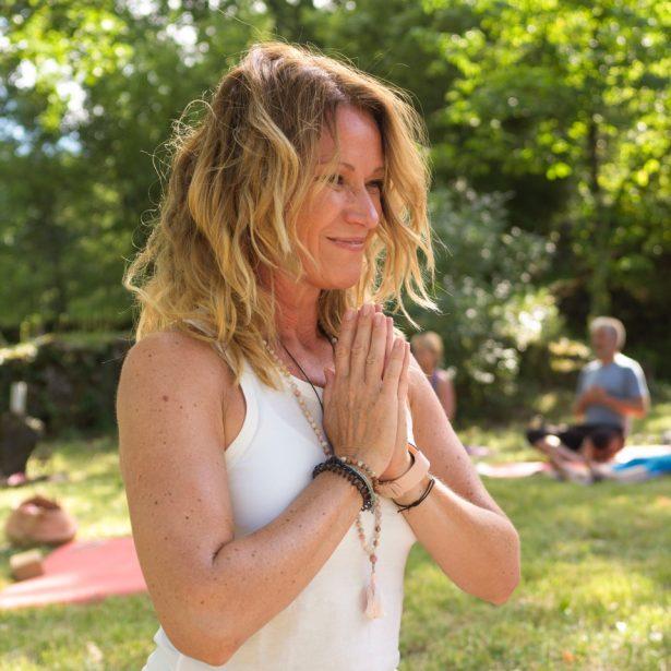Ramona Lauer - Yoga Teacher