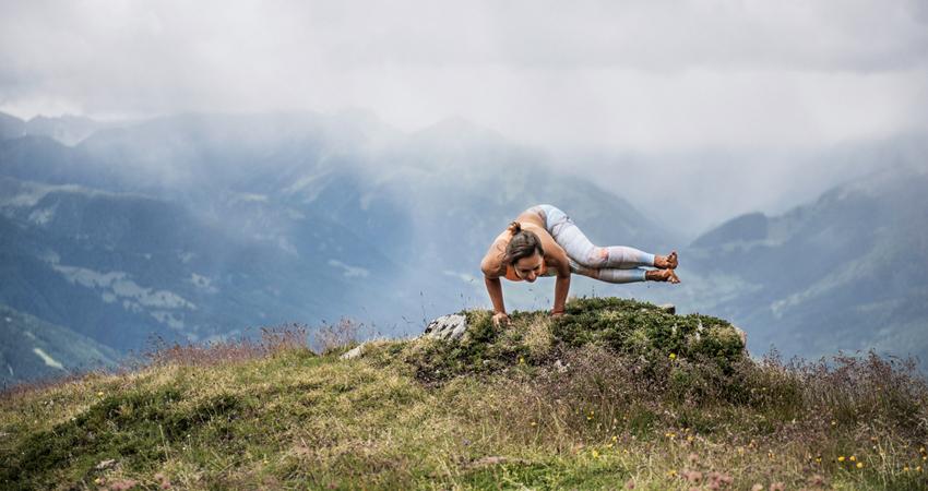 Prana Flow Yoga mit Sandra Amtmann