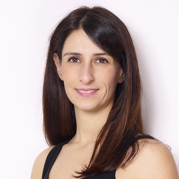 Christina Chantzara Kraume Yogalehrerin