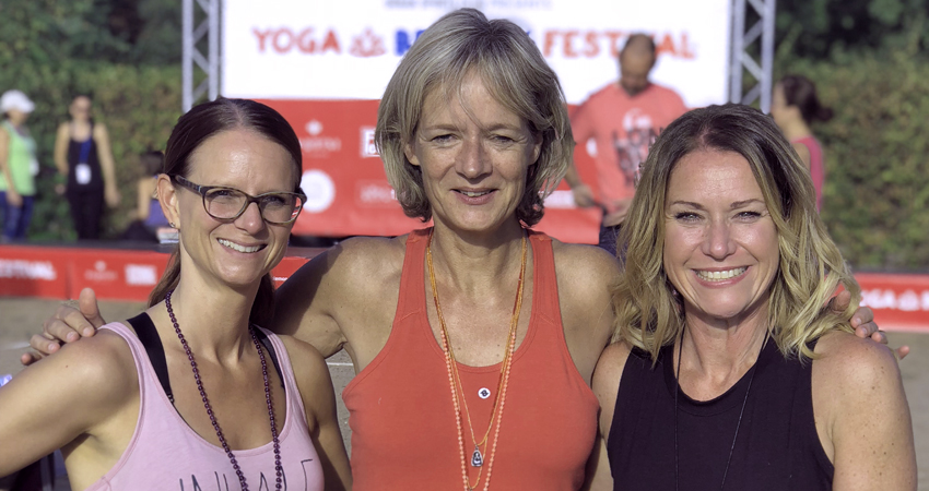 Yoga Beach Festival Frankfurt