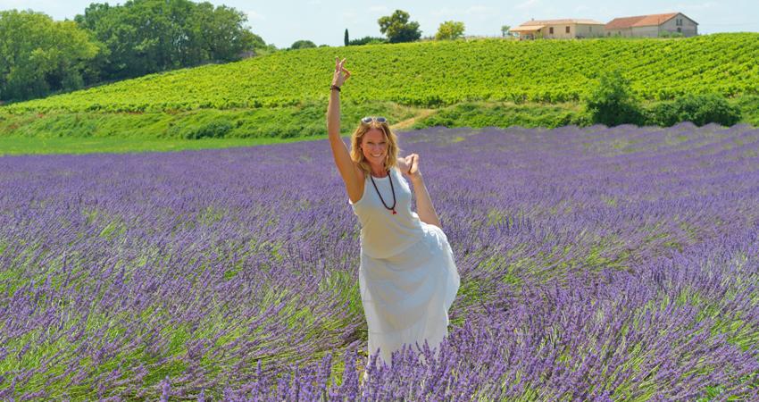 Yoga Retreat Provence