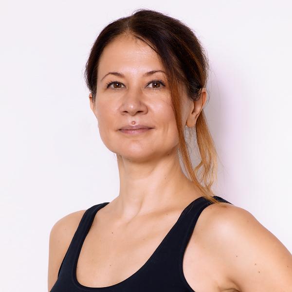 Alexandra Schall Yogalehrerin