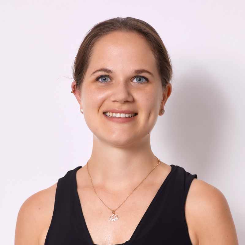 Anja Schaffer - Yogalehrerin