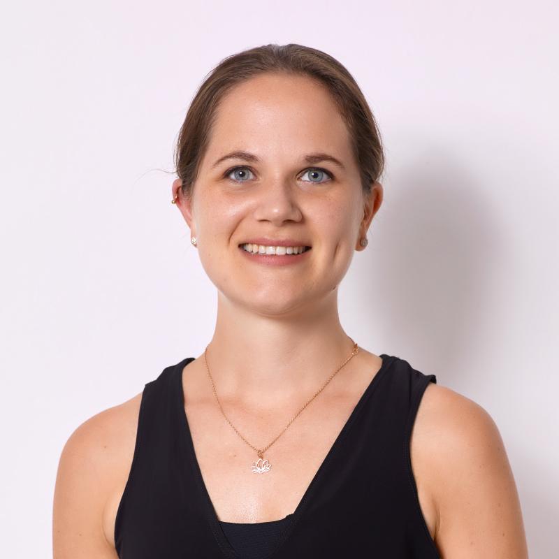 Anja Schaffer Yogalehrerin