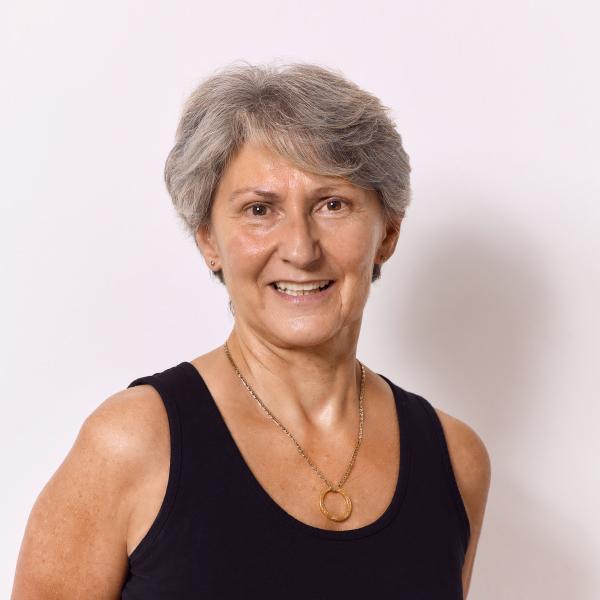 Regina Andreas Yogalehrerin