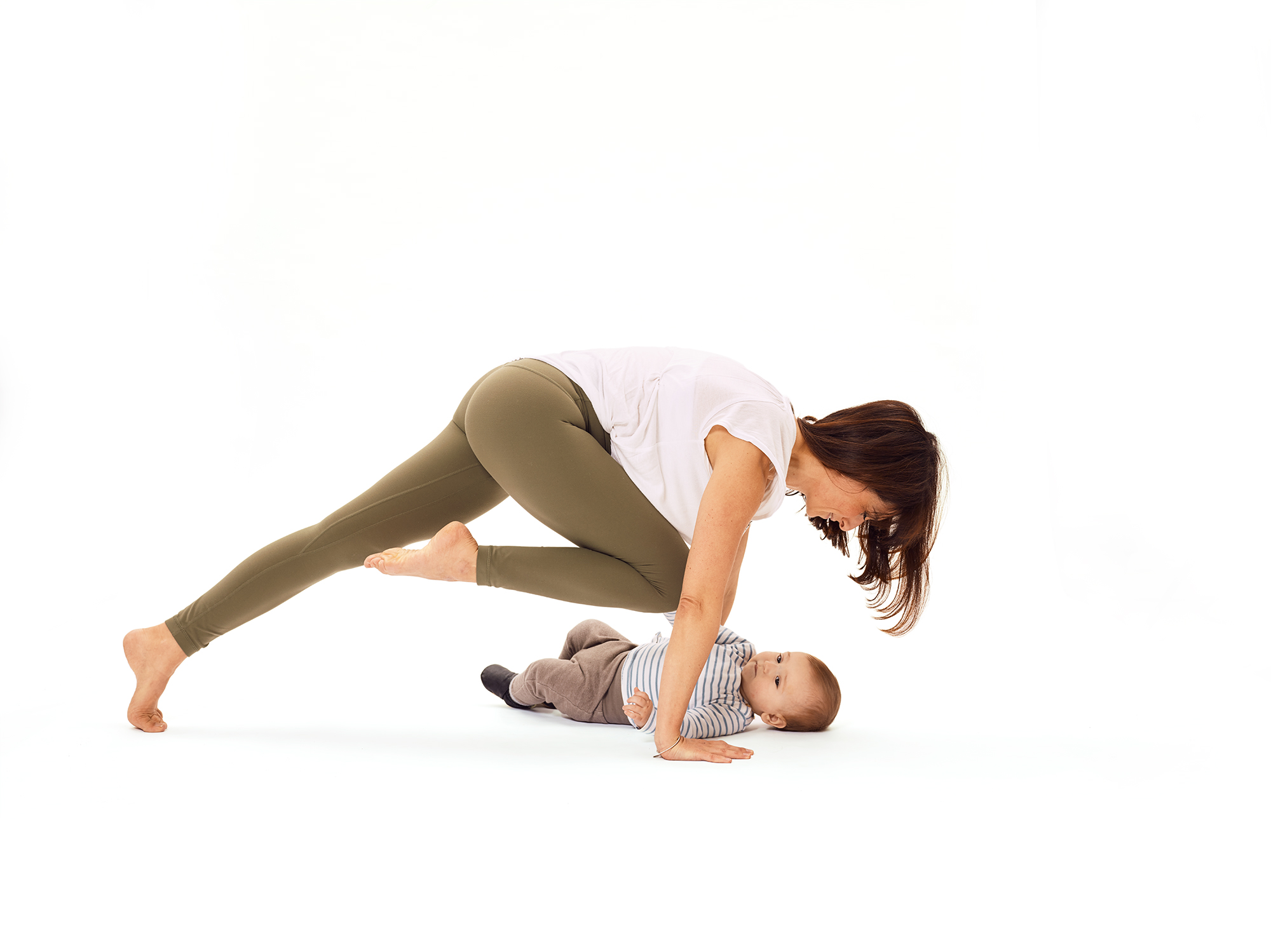 Baby & me - Rückbildungsyoga