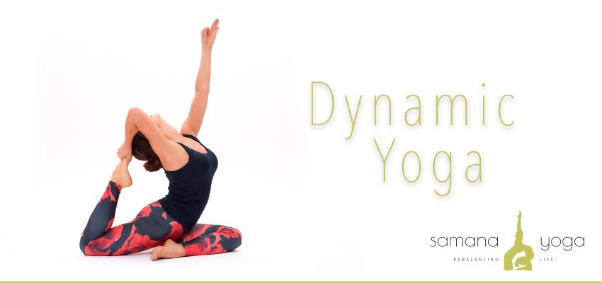 Dynamic Yoga- Vinyasa Flow Offenbach & Frankfurt