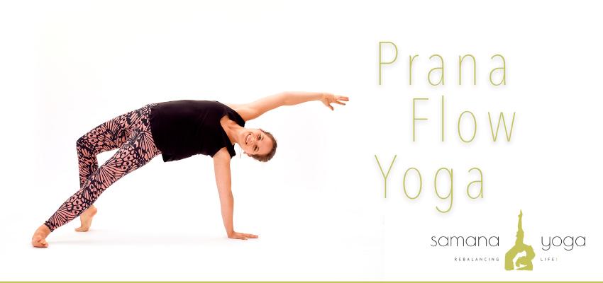 Prana Flow Yoga