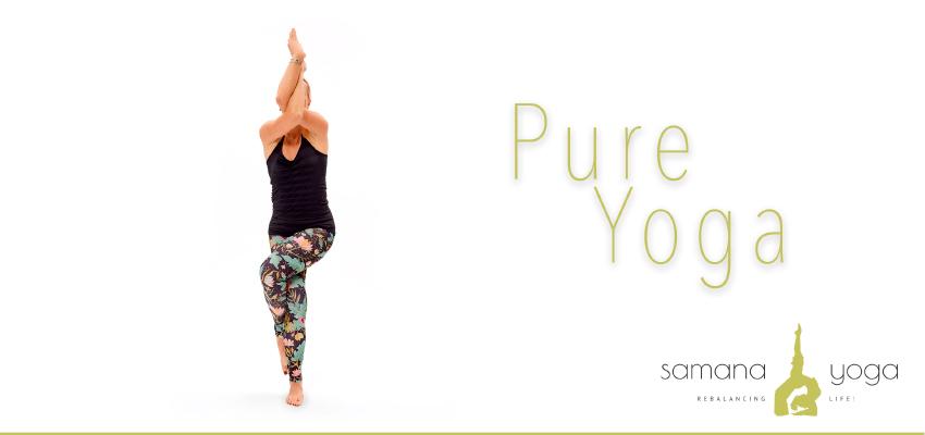 Pure Yoga Hatha Vinyasa Offenbach & Frankfurt