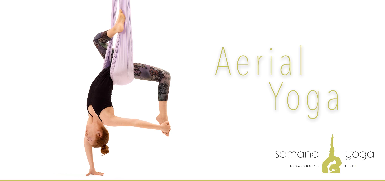 Aerial Yoga Offenbach